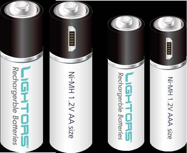 라이토즈 배터리 제품 이미지